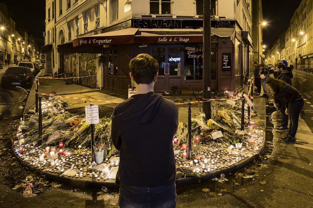 Casa Nostra - Paris, 15th of November 2016.