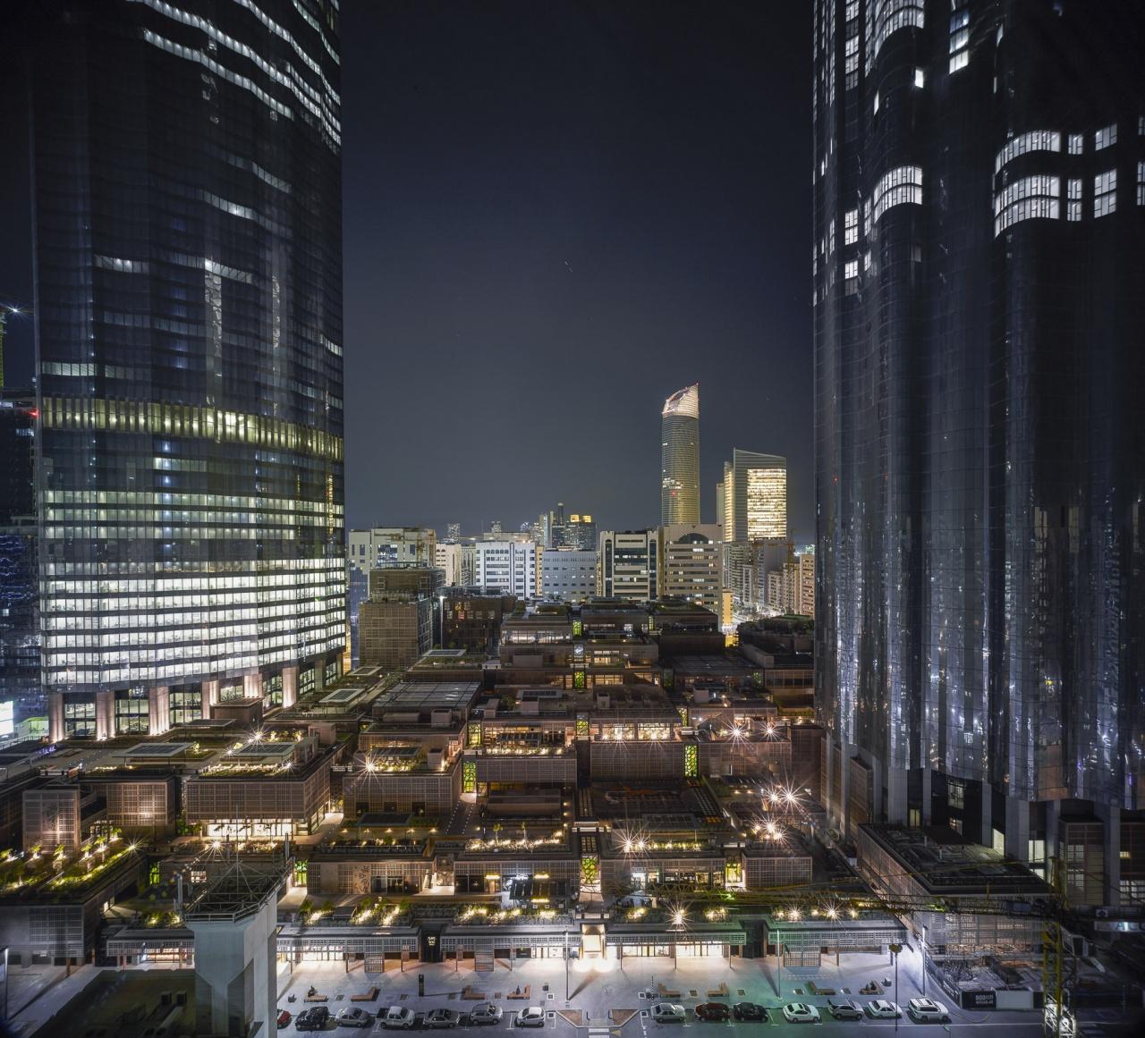 Abu Dhabi - Central Market