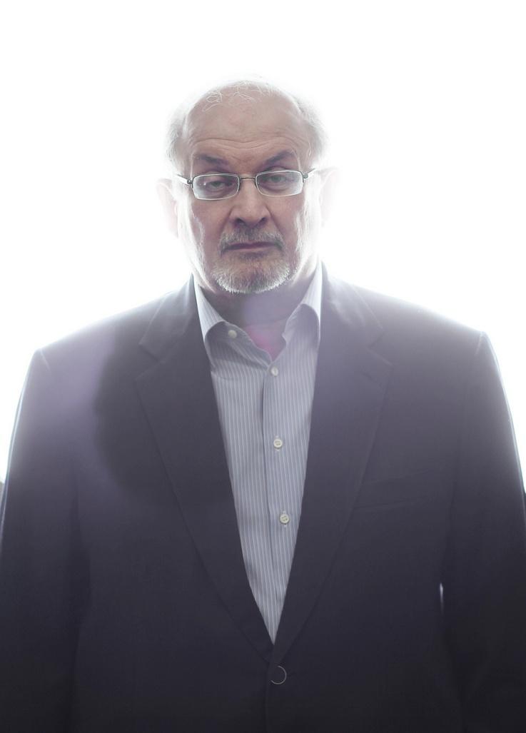 Salman Rushdie for El Pais Magazine