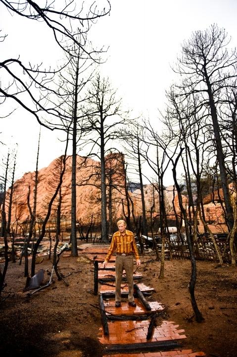 Russ Wolfe - Colorado Springs, CO