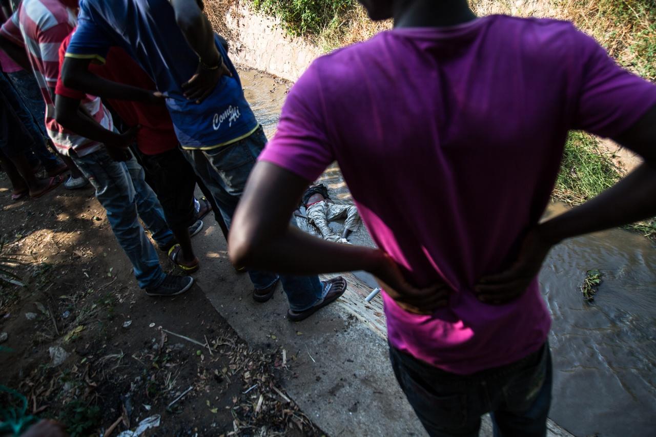 Fear and violence in Burundi