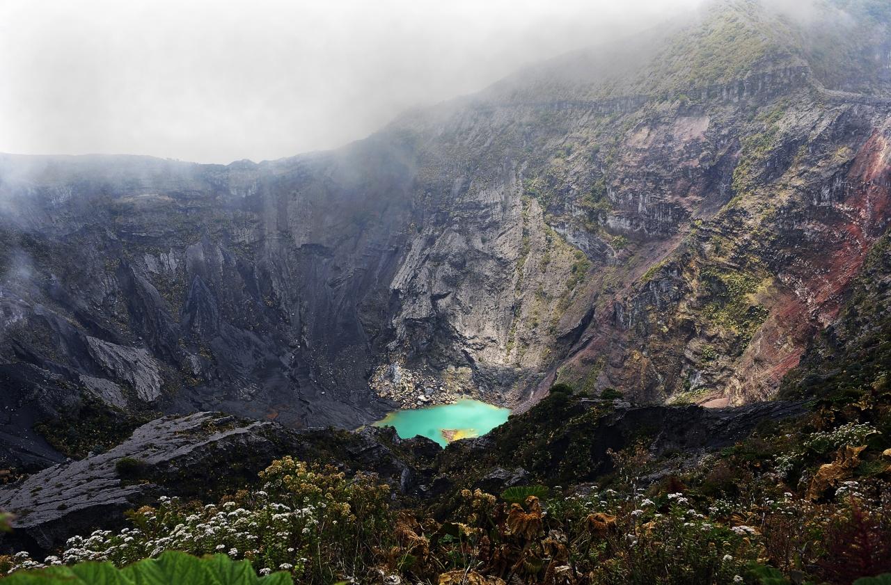 Irazul Volcano