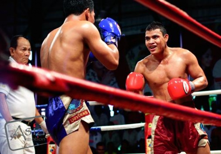 Kun Khmer - Cambodian kickboxing