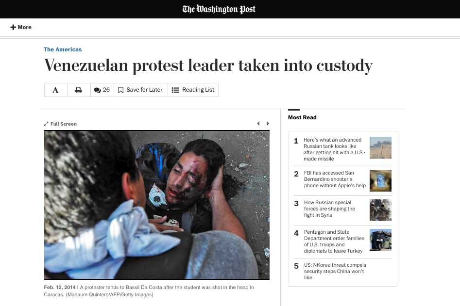 The Washington Post (USA)