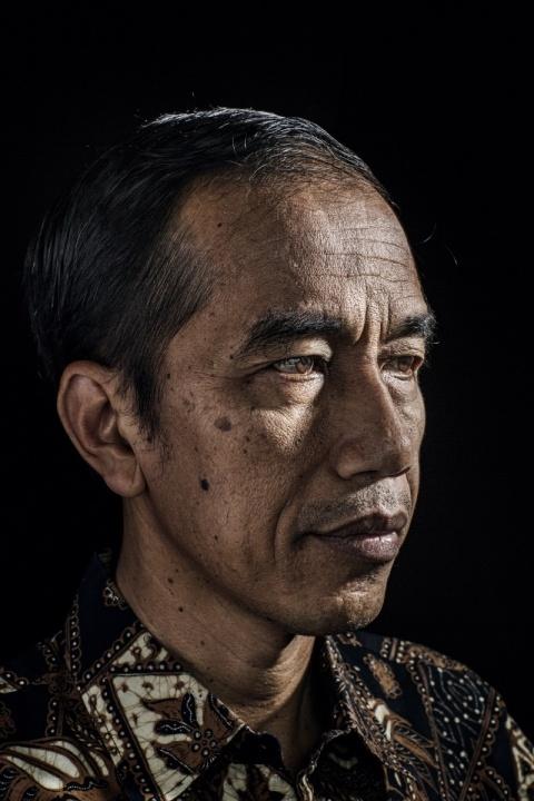 Joko Widodo, Indonesian President, 2014
