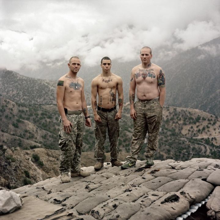 U.S. Army, Korengal Valley, 2009