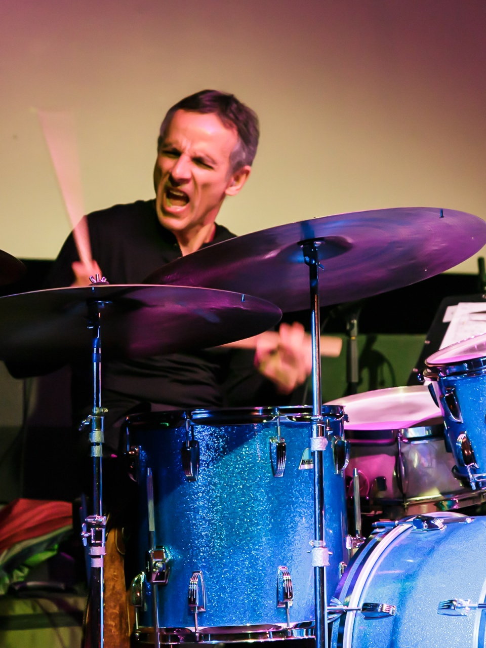 Drori Mondlak, Drummer
