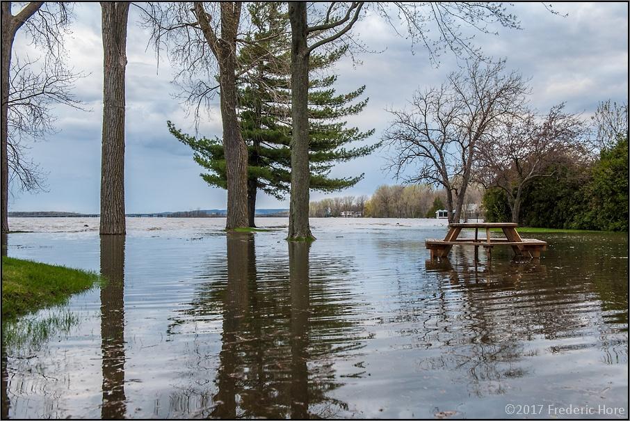 Massive flooding hits Montreal region
