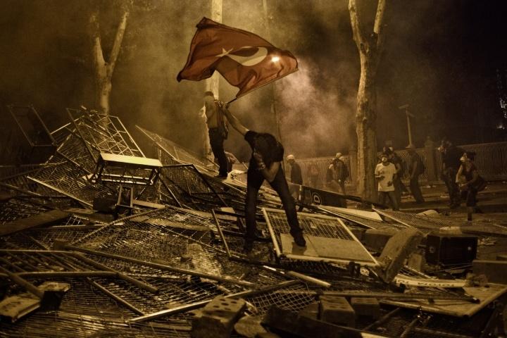 Istanbul in Revolt