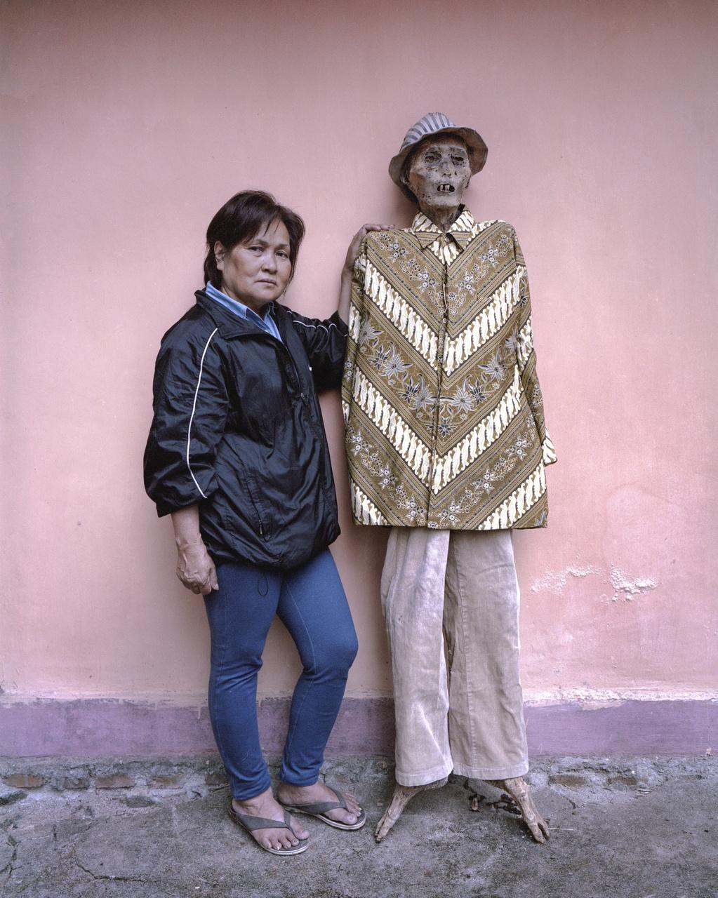 Feature Portrait - Reunion After Death