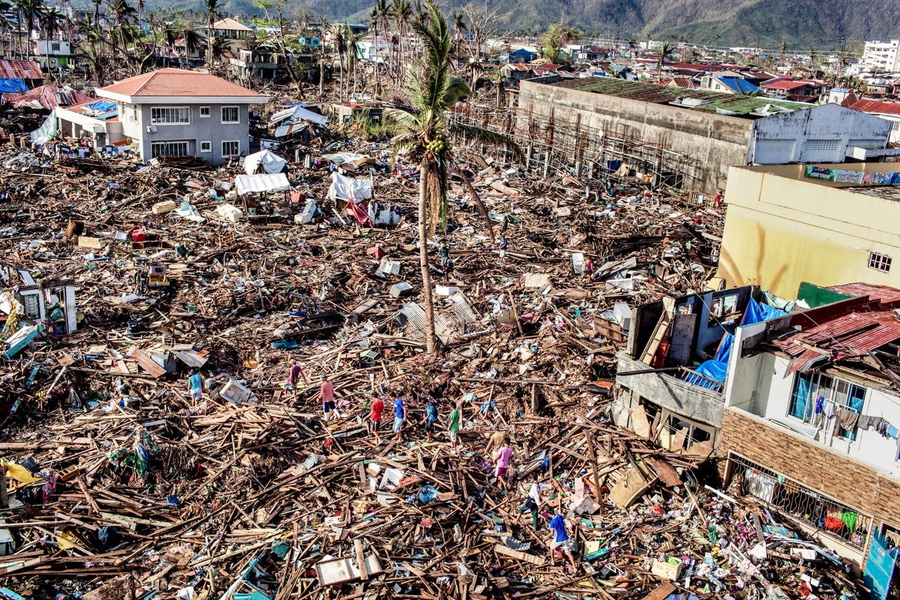 News - Typhoon Yolanda