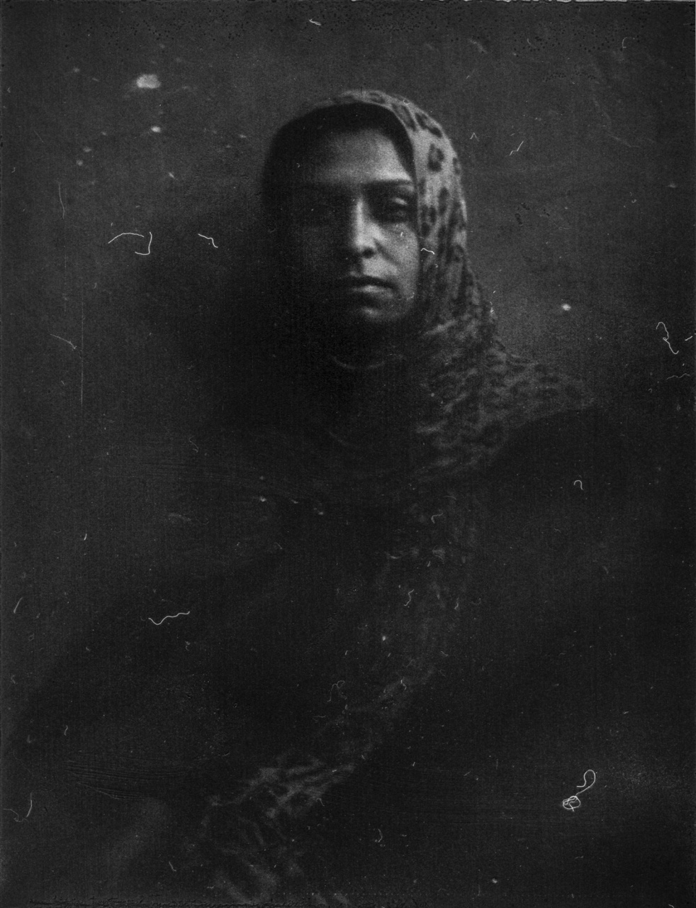 Portrait of Fatima