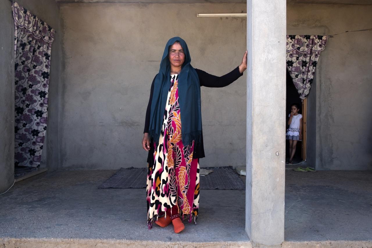 Femmes du Sud Tunisien