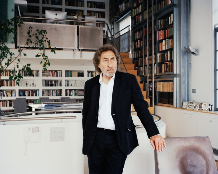 Howard Jacobson for the Telegraph Magazine