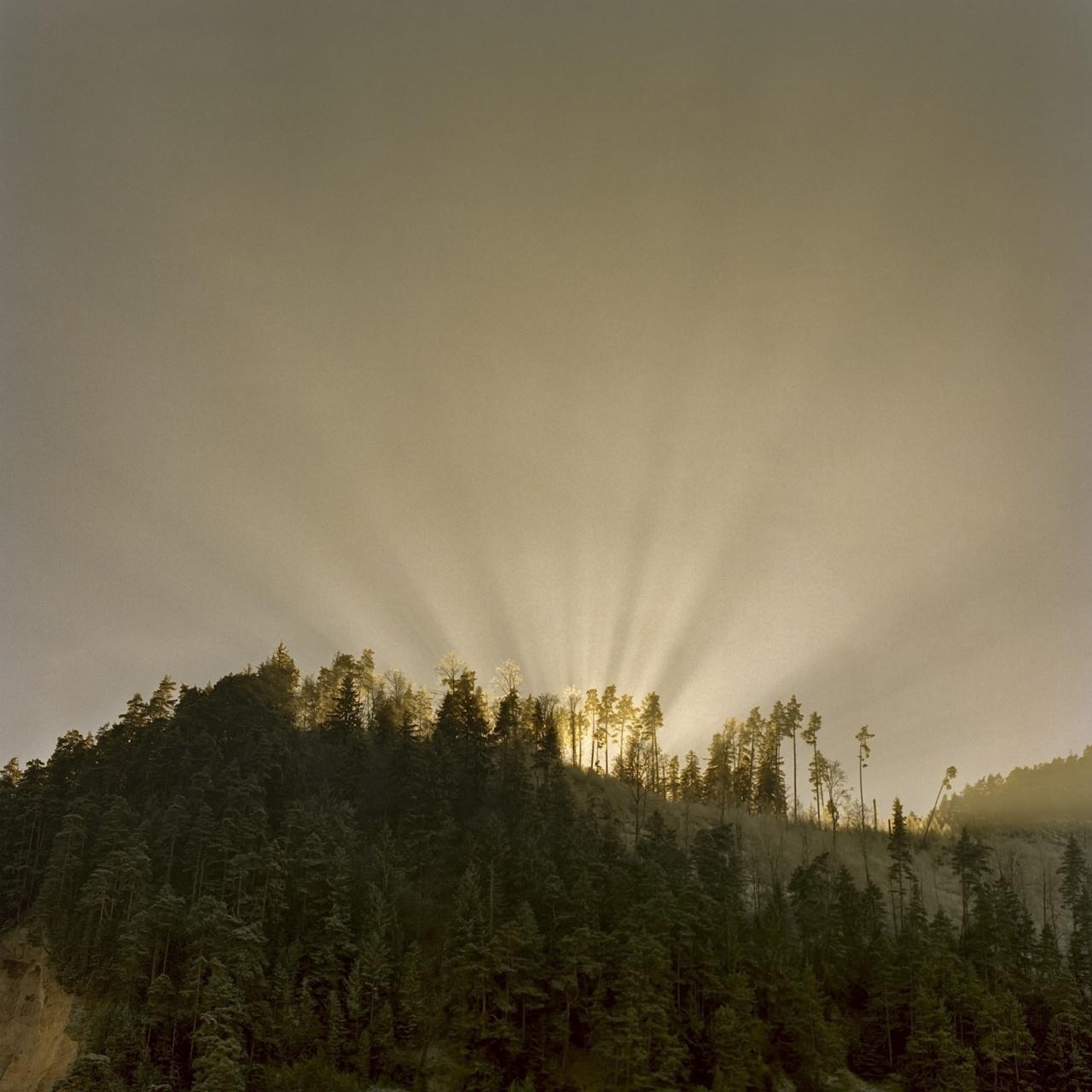 Hradok - Winter Sun