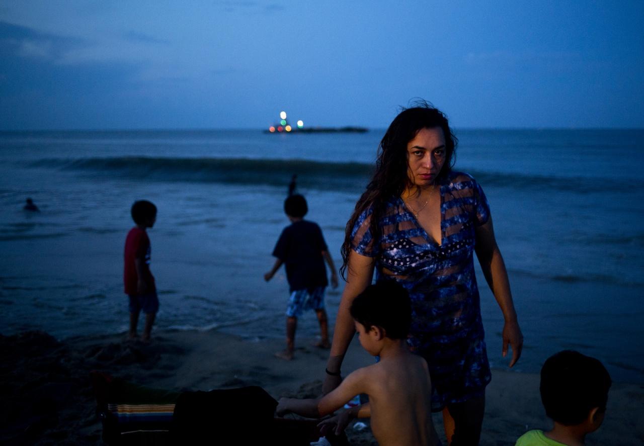 Blanca Castillo. Virginia Beach, Va.