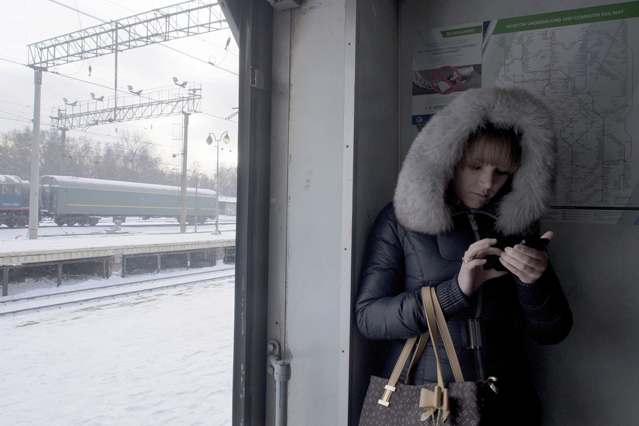 Train to Moscow