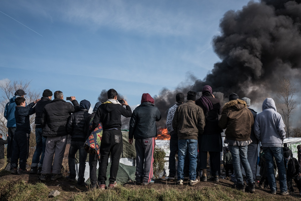 Calais: The 'Jungle'