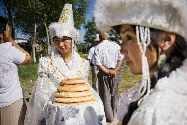Isfana, Kyrgyzstan