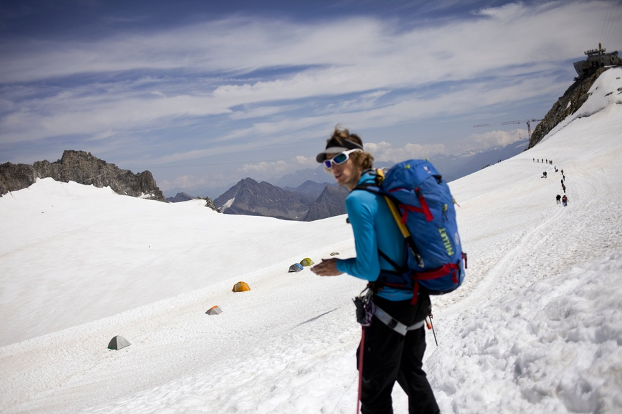 Nat Geo- Alps Expedition