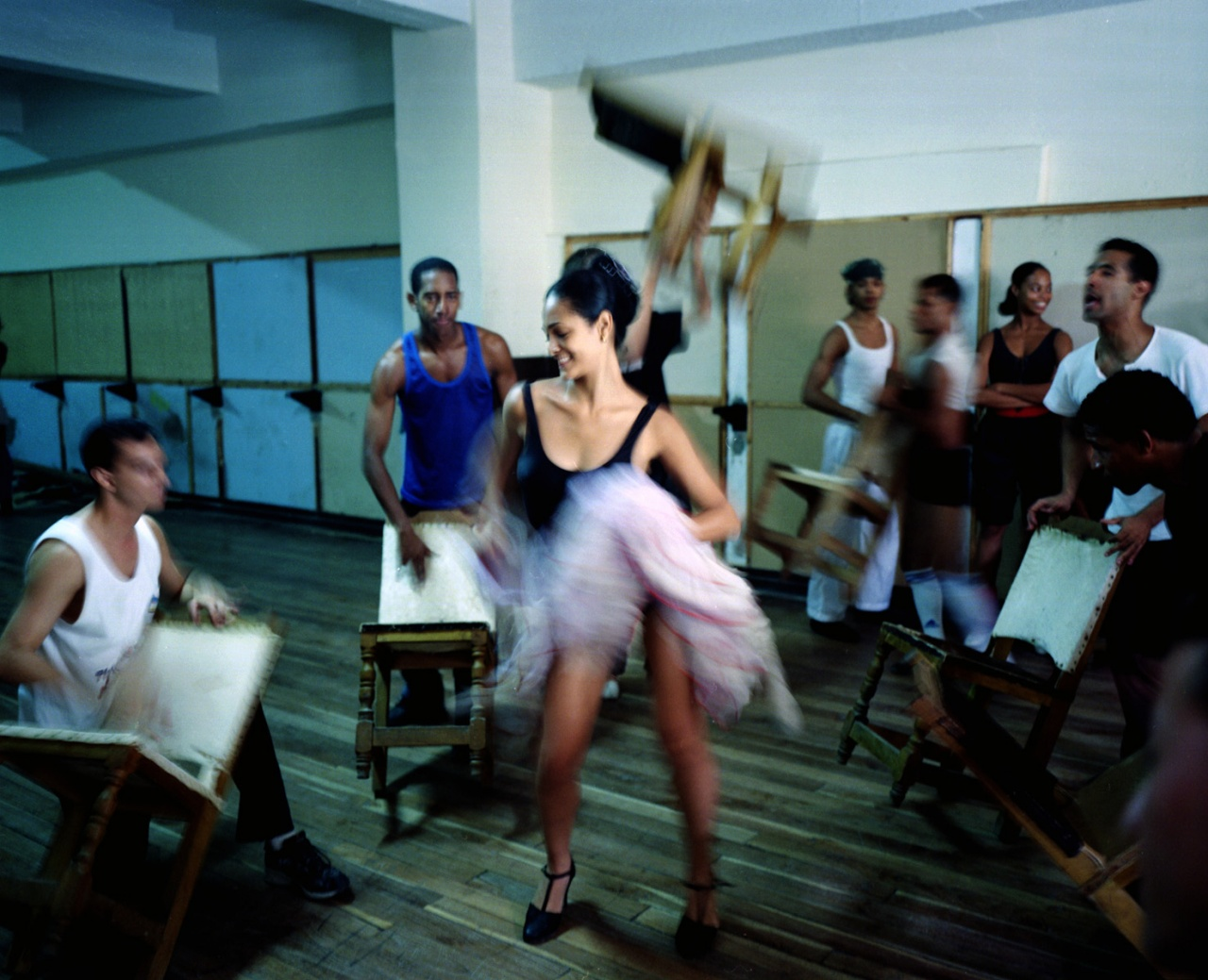 La danse à Cuba