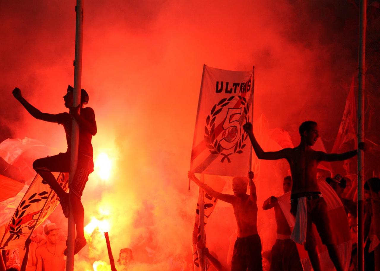 Le foot après la révolution tunisienne