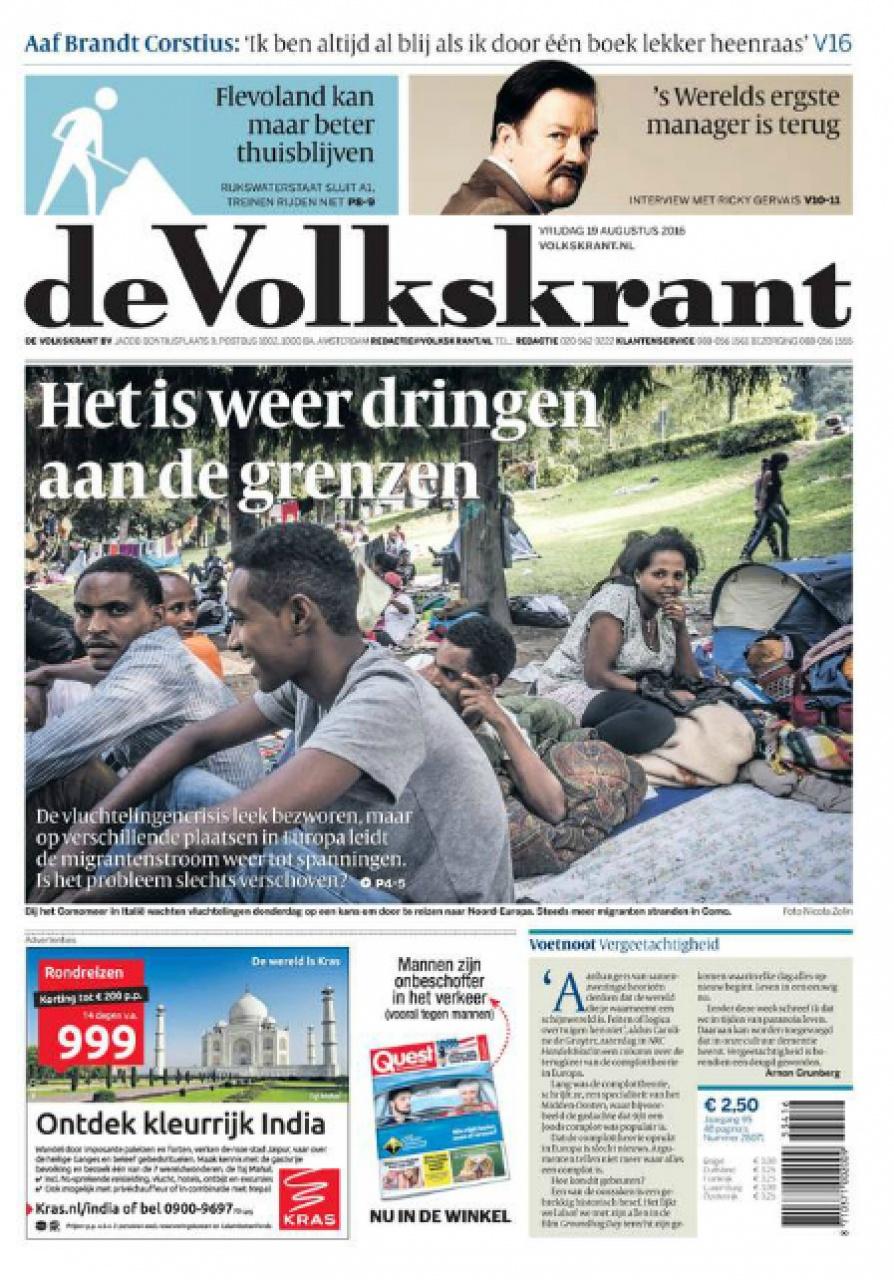 De Volkskrant - Como