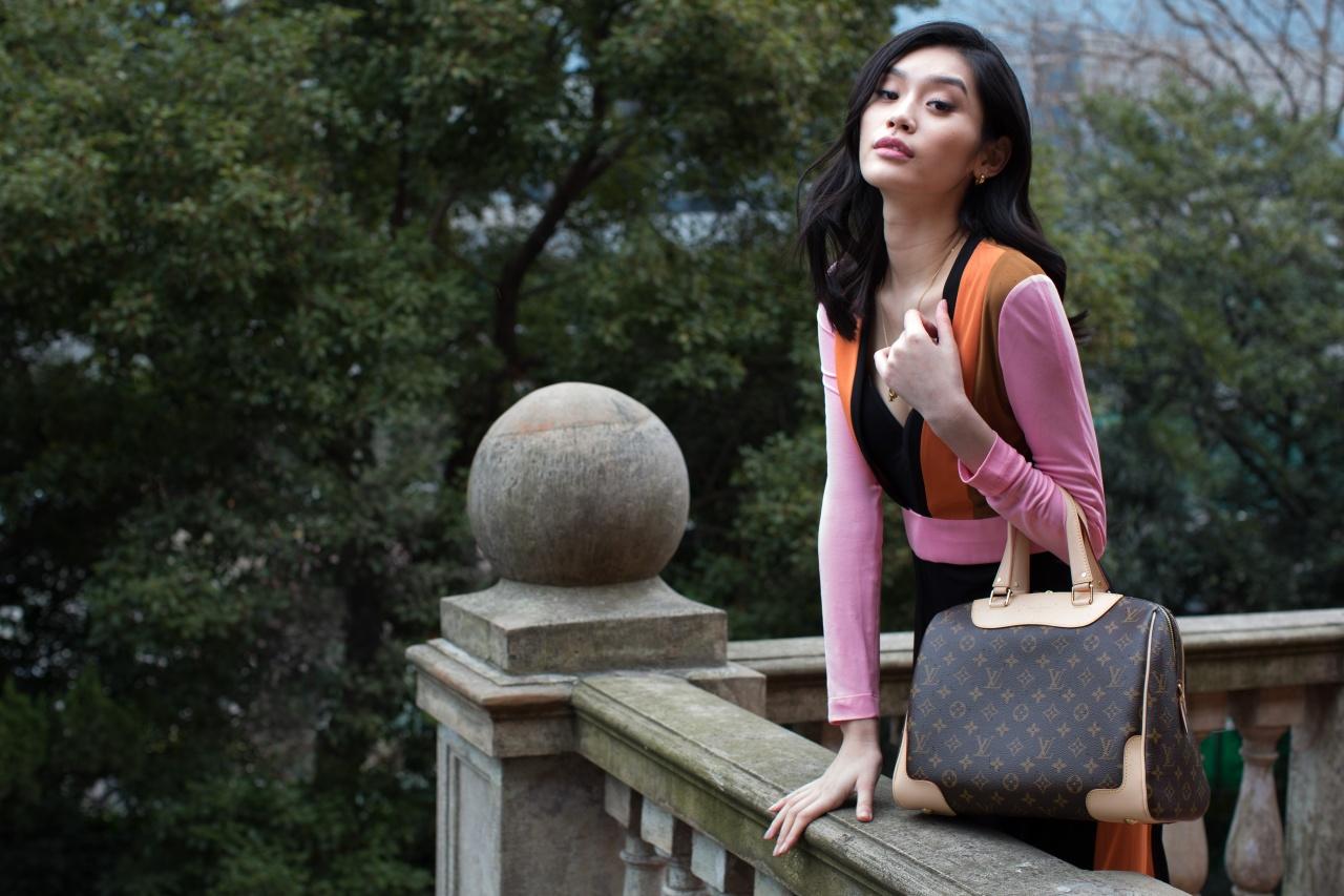 Ming Xi | Louis Vuitton