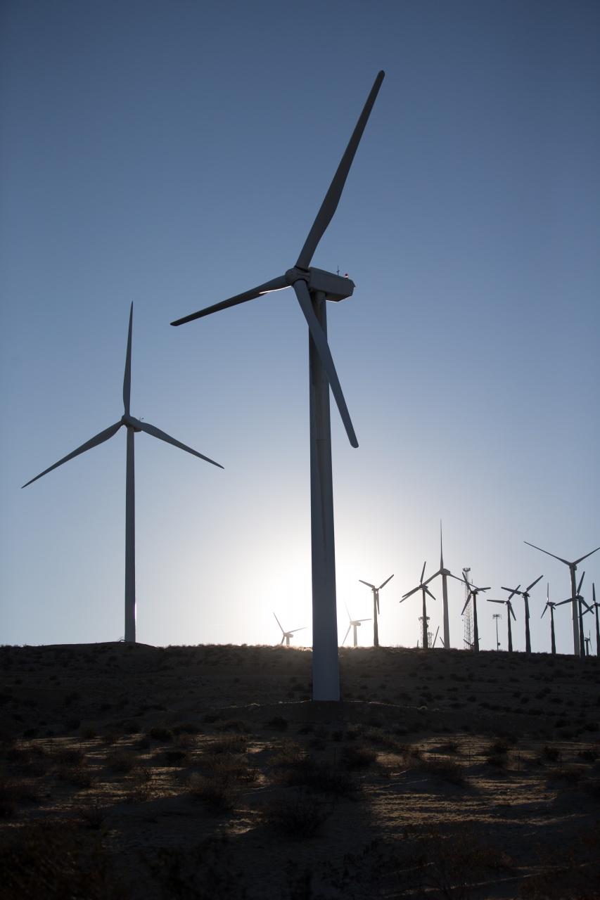 San Gorgonio Wind Farm