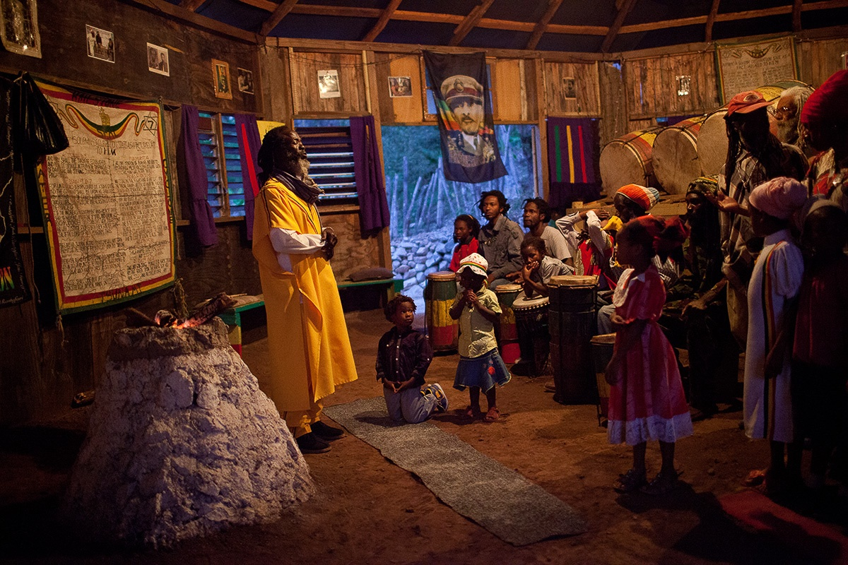 Rastafarian community