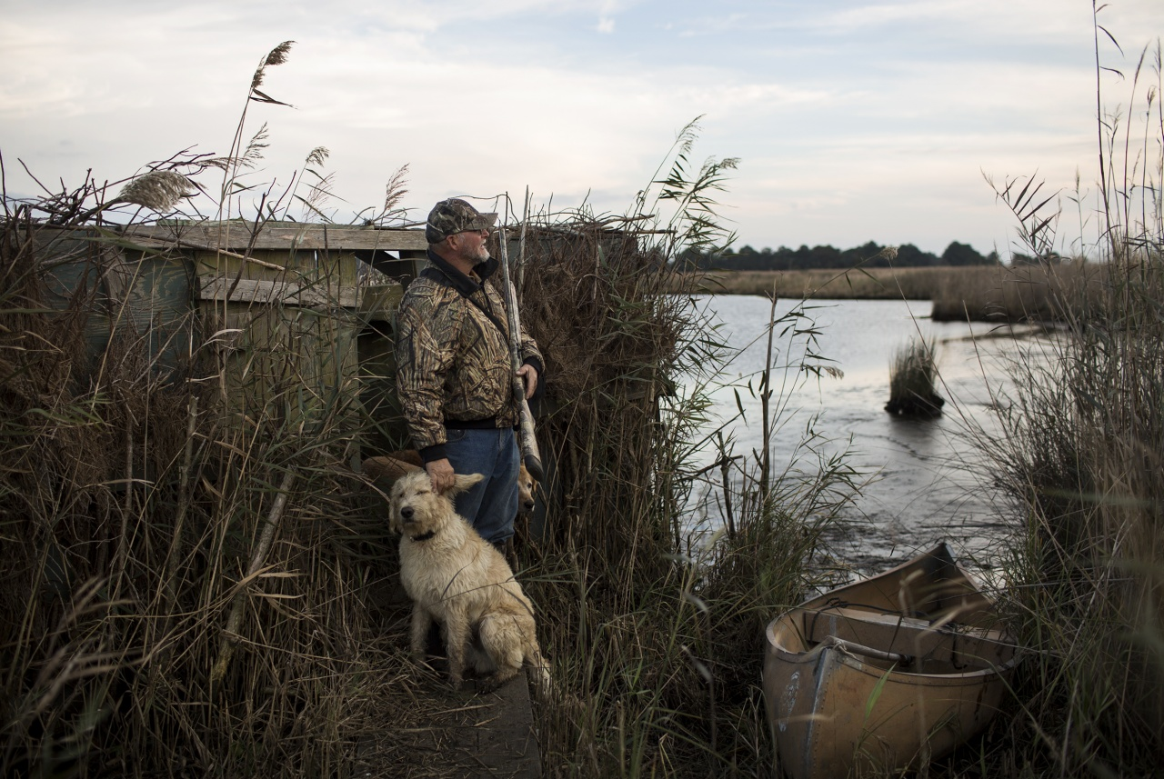Duck hunting in Currituck, NC