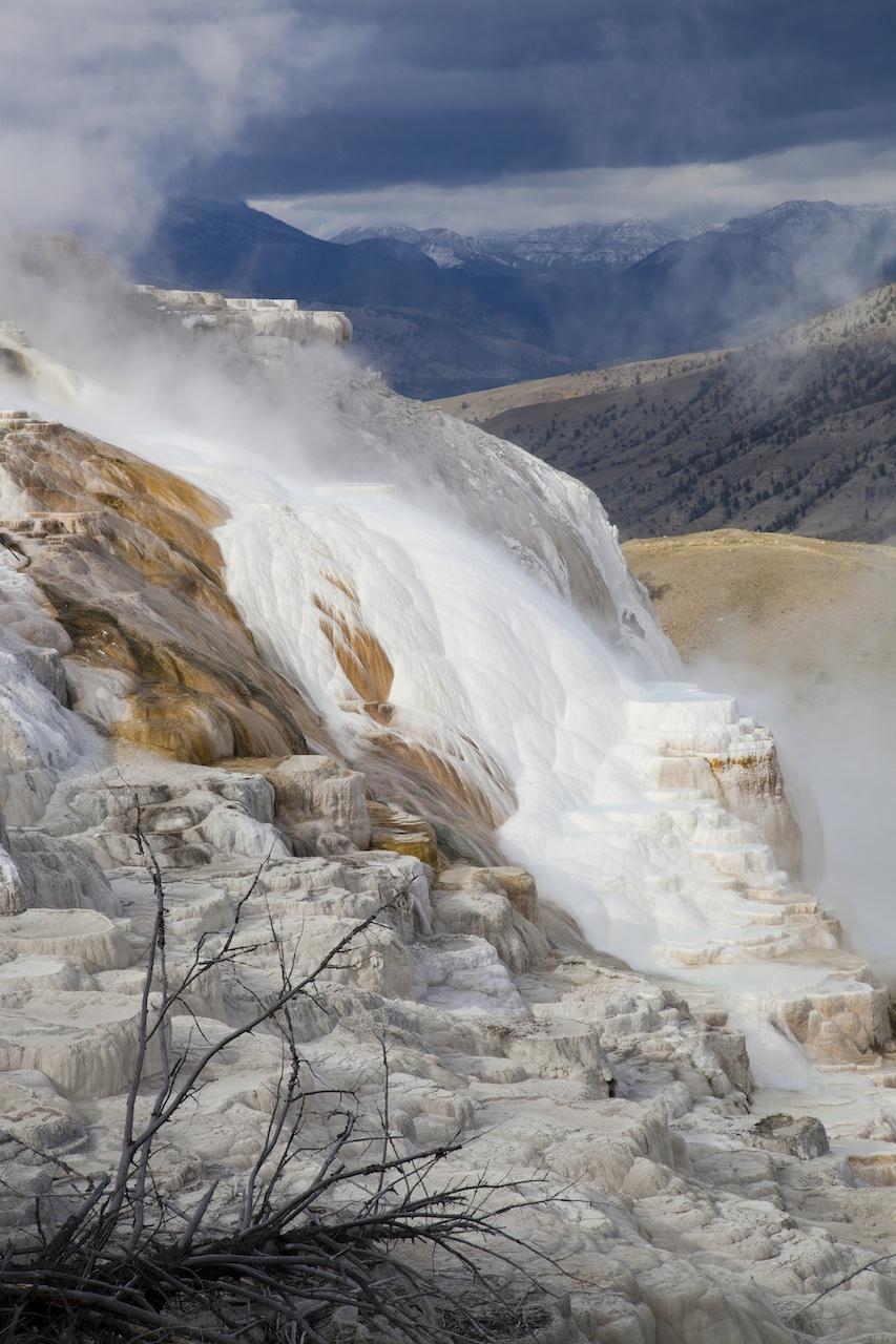 Geyser Waterfall