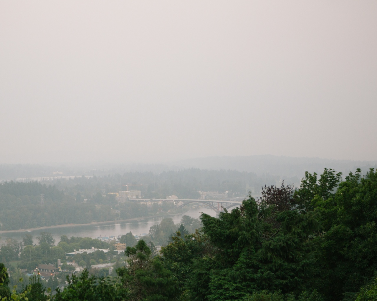Wildfire Smoke, National Geographic