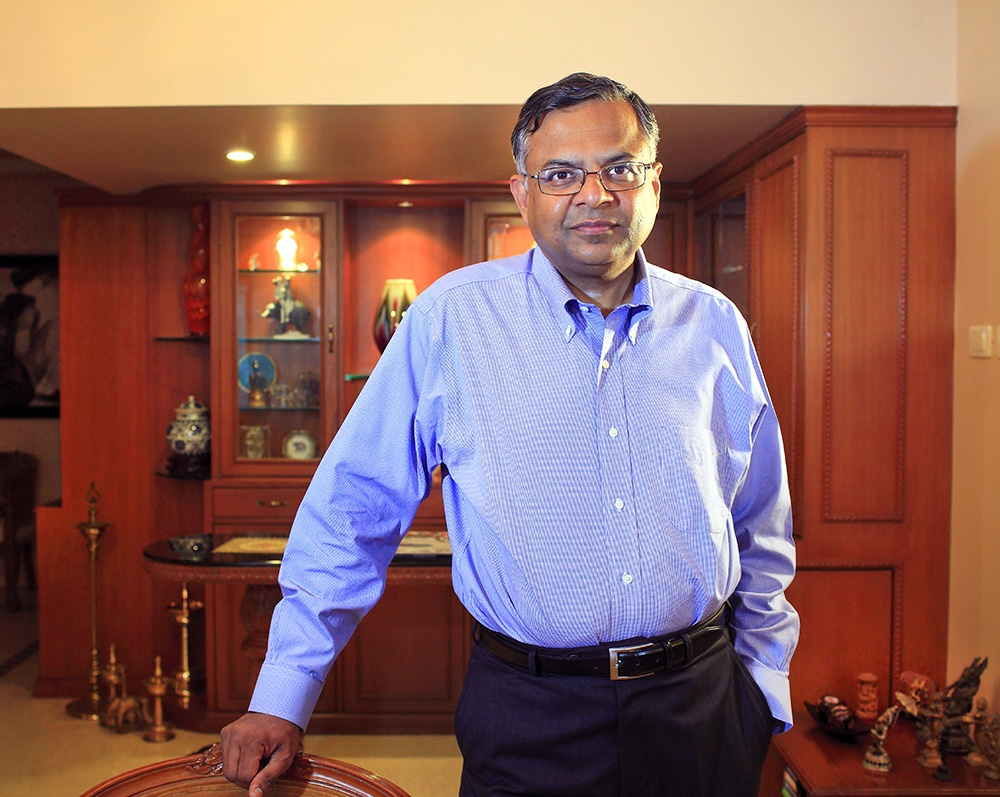 The Highest Paid India CEO for TCS