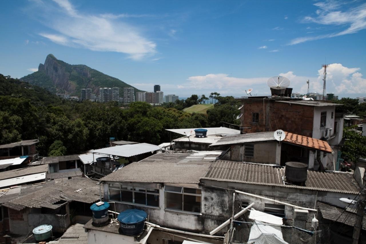 Brazil's World Cup hotel problem