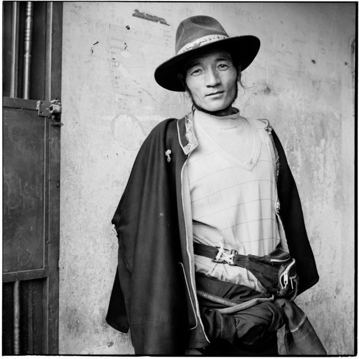 Tibetan Wild West