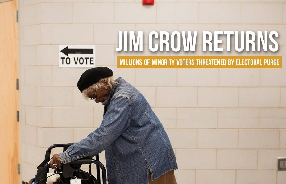 Jim Crow Returns - Al Jazeera America