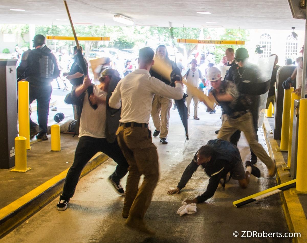Unite The Right in Charlottesville