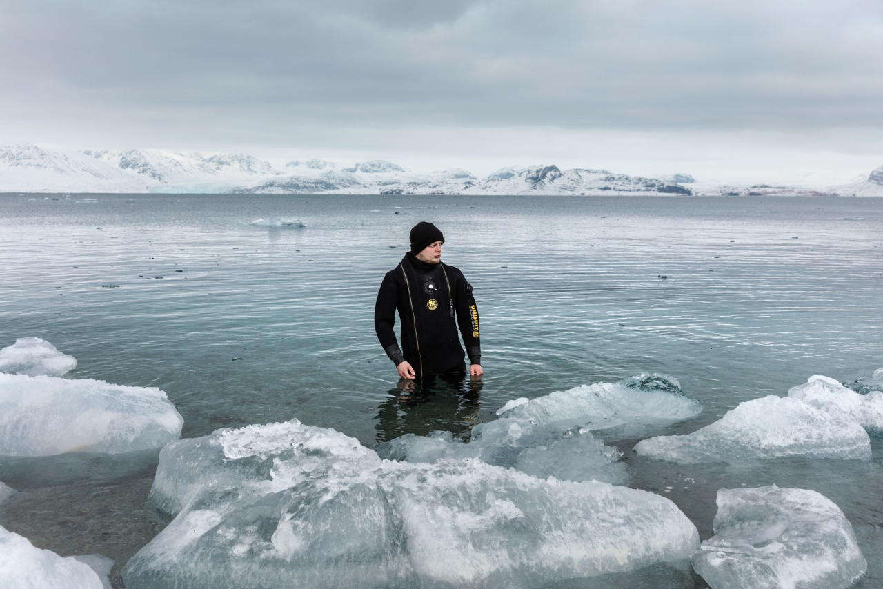 Arctic Research for Le Monde