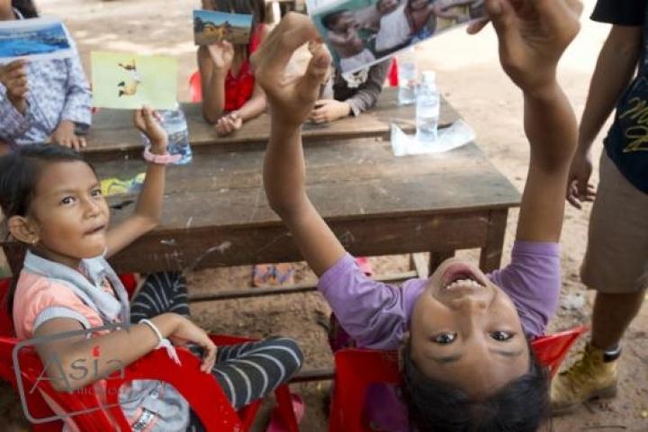 Workshops for Children Unicef Cambodia