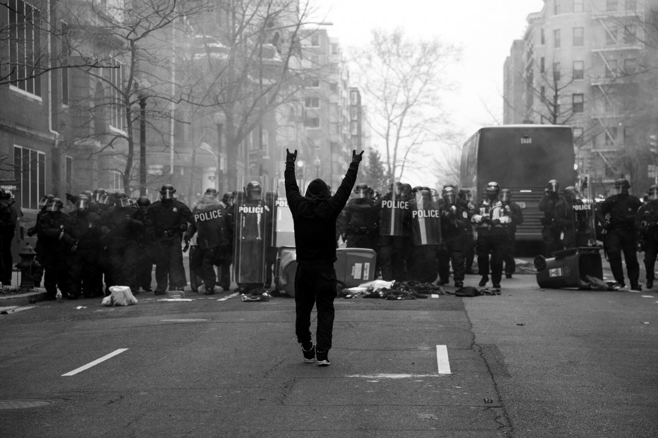 Inauguration Riots