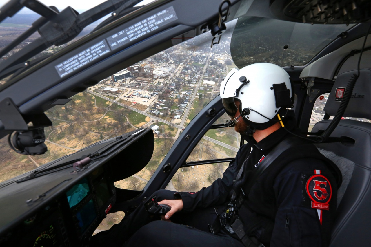 Medical Helicopter Pilot
