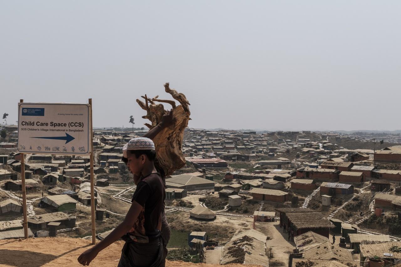 Rohingya crisis - Feb to May 2018