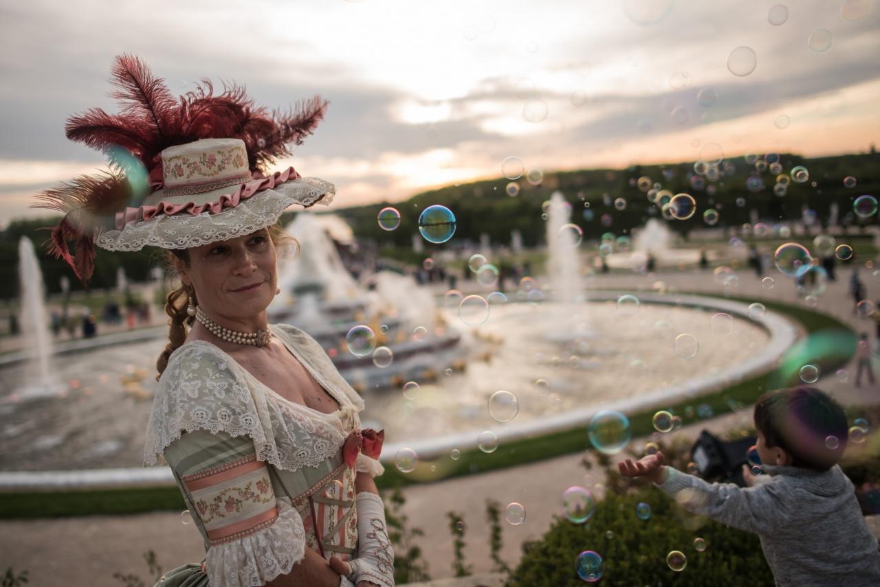 Versailles, June 2015