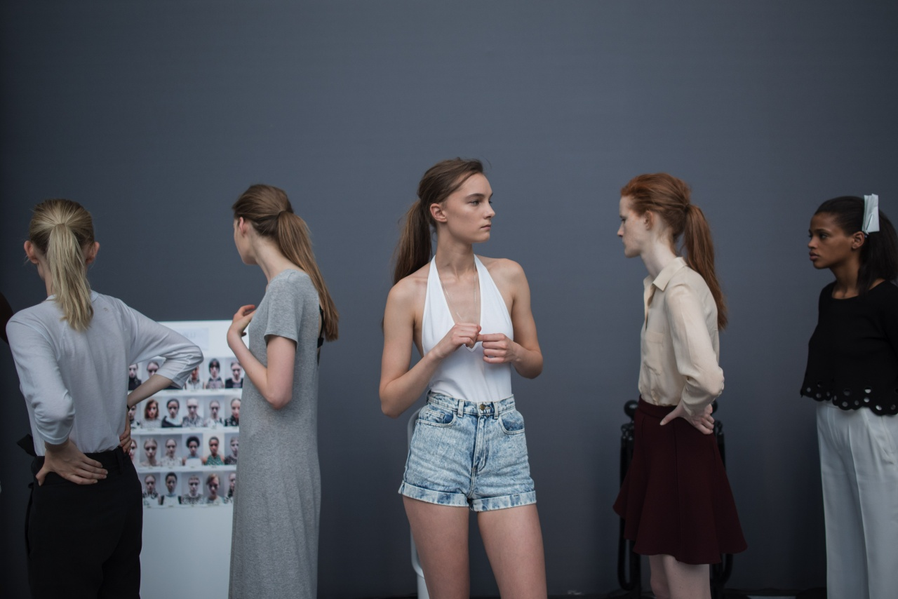 Fashion Week, July 2015