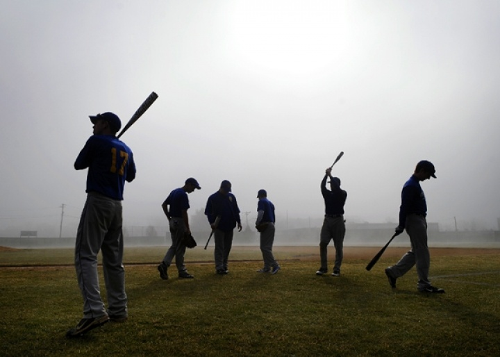 PLAYERS IN THE MIST