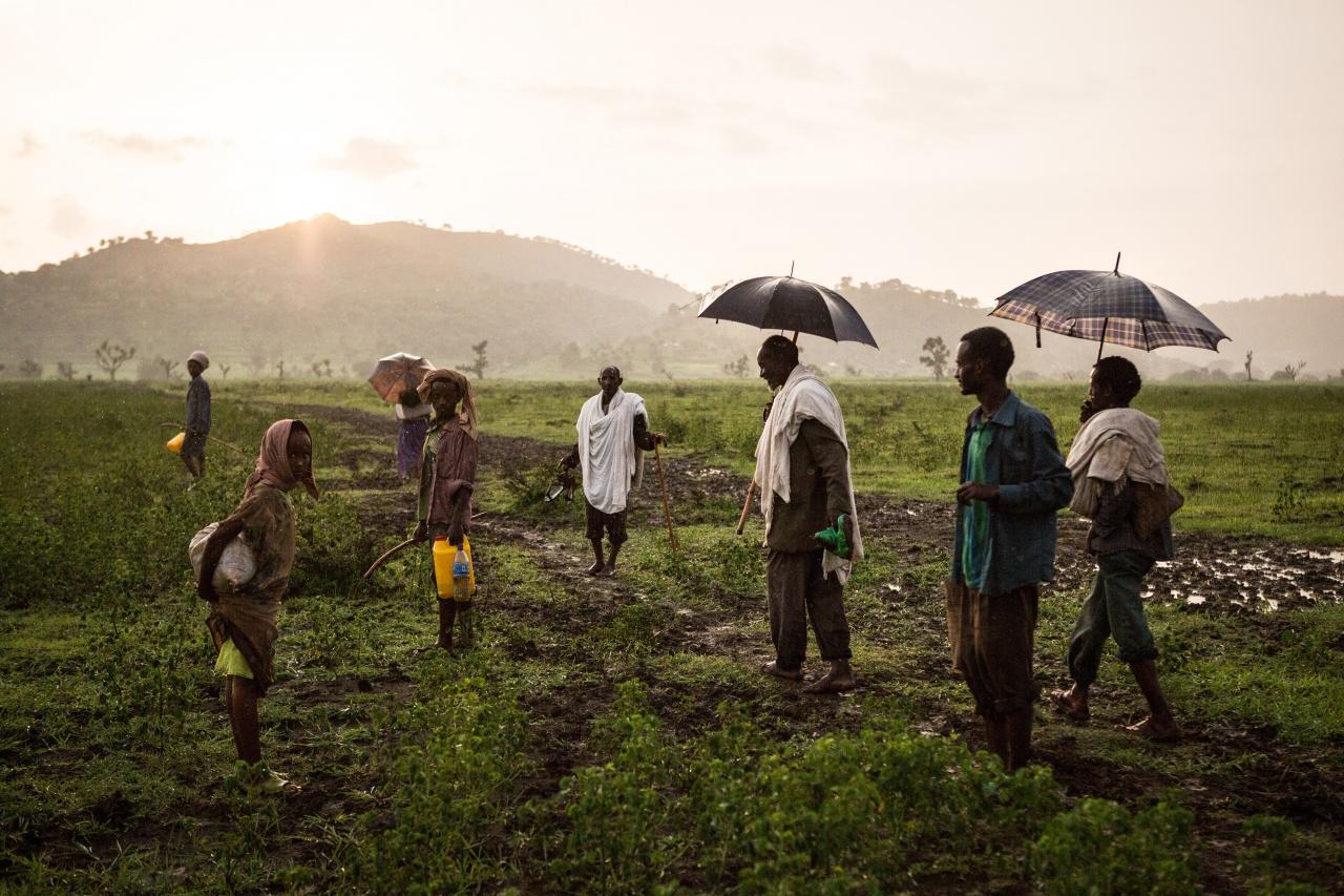 AFRICAN DICTATORSHIP FUELS MIGRANT CRISIS