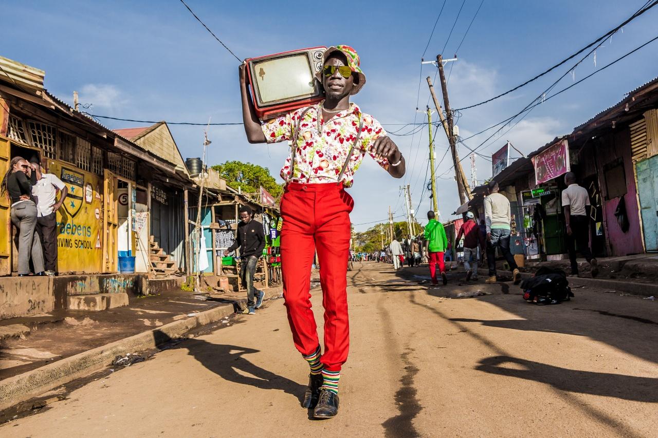 Fashion in Kibera