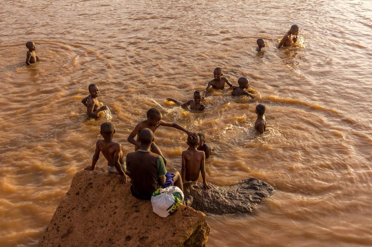 Playtime in Kibera