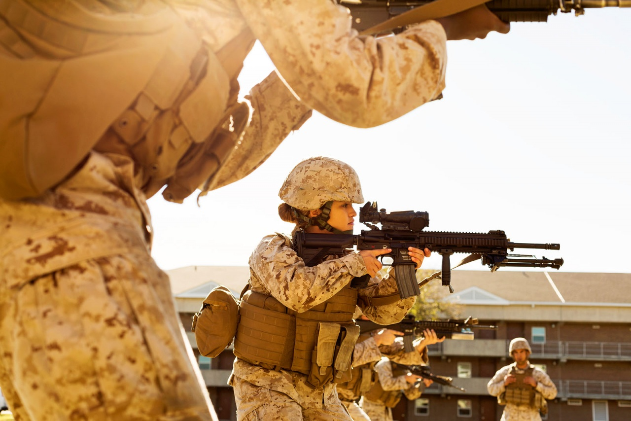 Coed Combat | WSJ